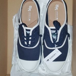 Lacoste textile sneakers for women